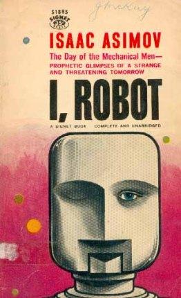 asimov cover - I, robots