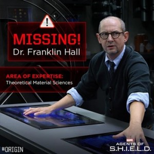 Dr hall shield