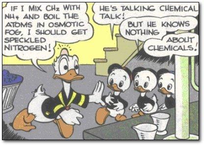 Donald et la Duckmite