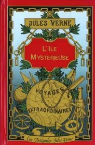L'île mystérieuse Jules Verne